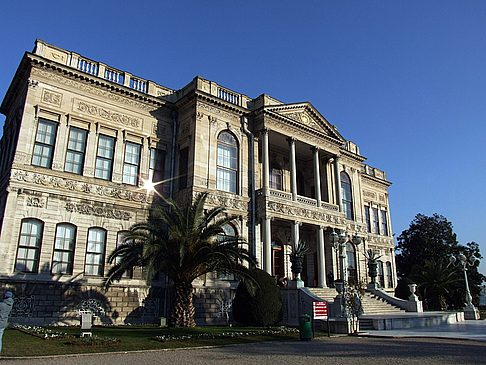 Dolmabahçe-Palast - Istanbul (Istanbul)